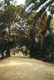 Gärten der Villa Marco