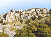 Ravins et peintures: La Valltorta