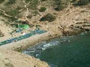 La Almadrava Beach