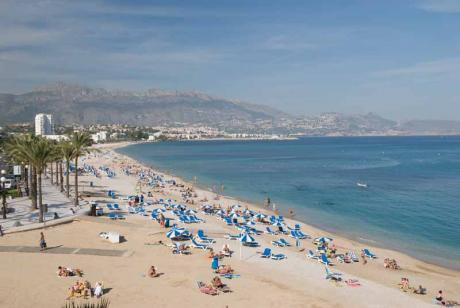 Playa del Raco de l'Albir
