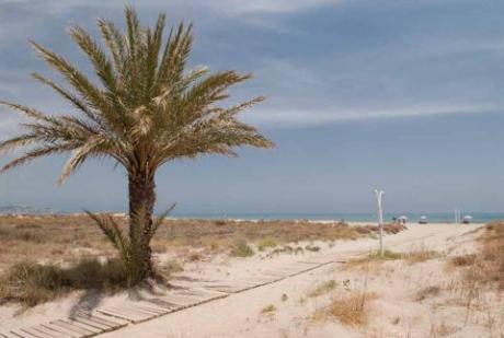El Serradal Beach