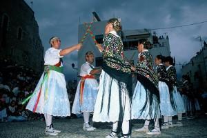 Fiestas zu Ehren der Mare de Déu d'Ermitana in Peñíscola
