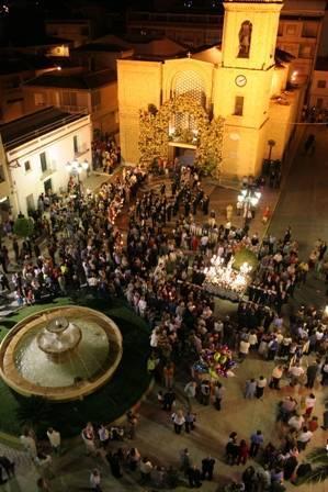 Fiestas en Pilar de la Horadada