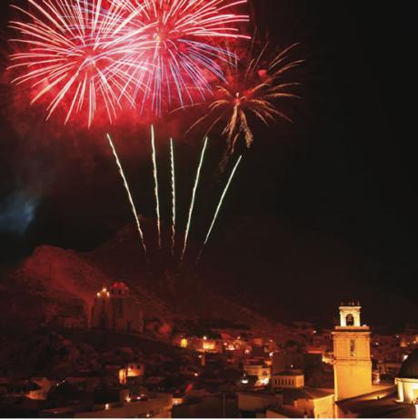 Fiestas Patronales y de Moros y Cristianos en honor de San Roque