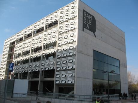 Programación anual de Espai Rambleta en Valencia