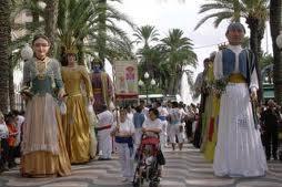 Día de la Comunidad Valenciana en Alicante 2014