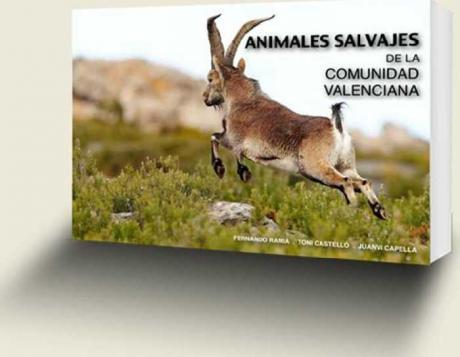 """Exposición en Vilafranca: """"Animales salvajes de la Comunidad Valenciana""""."""