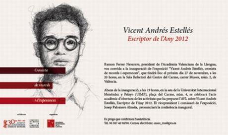 Vicente Andrés Estellés, Cronista de Recuerdos y Esperanzas en el Centro del Carmen de Valencia