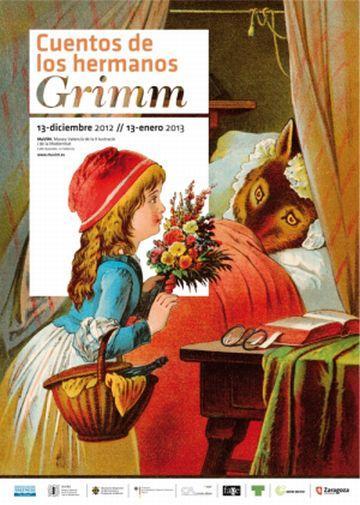 Cuentos de los hermanos Grimm en el MuVIM de Valencia