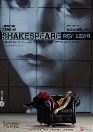 Rey Lear en el Teatro Rialto de Valencia