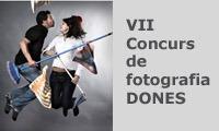 """VII Concurso de Fotografía """"Dones"""""""