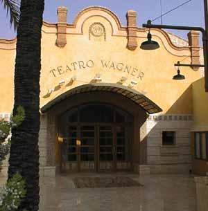 Programación Teatro Wagner Aspe Mayo 2016