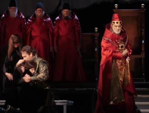 Plácido Domingo, protagonista de 'I due Foscari' en el Palau de Les Arts