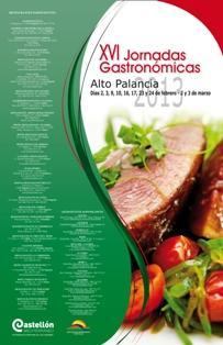 XVI Jornadas Gastronómicas del Alto Palancia