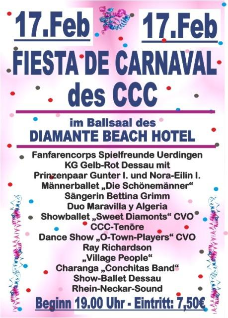 Carnaval Alemán 2013