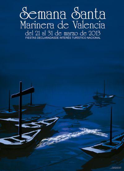 Semana Santa Marinera de Valencia 2013