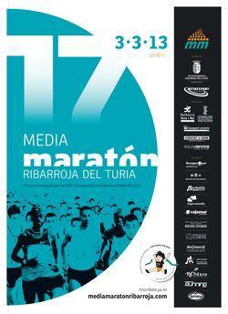 XVII Media Maratón de Ribarroja del Turia
