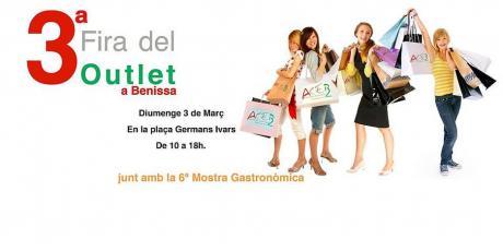 3ª Feria Outlet - Benissa