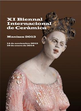 XI Bienal Internacional de Cerámica de Manises. 2013