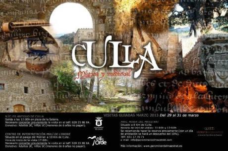 Culla, Mágica y Medieval.