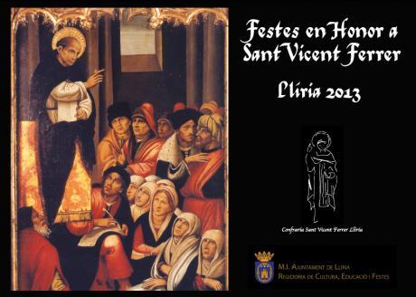 Festes en Honor a Sant Vicent Ferrer 2013 Llíria