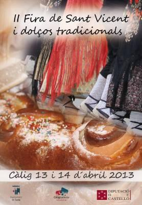 """Fair of """"Sant Vicent"""" and Traditional Sweets in Càlig"""