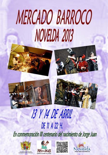 Mercado Barroco 2013