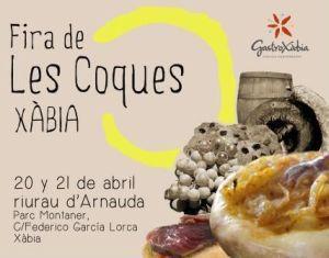 Prueba la gastronomía de Xàbia en la Fira de les Coques