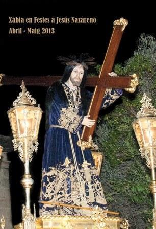 Fiestas in honour Jesús Nazareno 2013