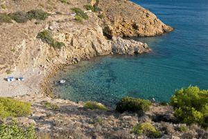 Die Bucht Cala del Tío Ximo in Benidorm entdecken