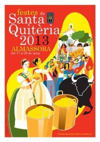 Almassora begeht das Fest Les Calderes