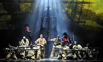 El musical de Los Miserables llega a Valencia
