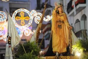 Moors and Christians take over Altea