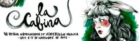 Festival Internacional de Mediometrajes La Cabina