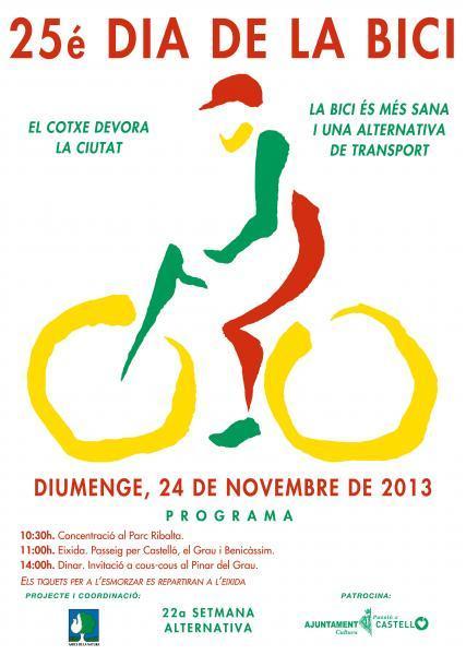 Día de la bici de Castellón