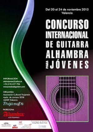 Jornadas Internacionales de Guitarra de Valencia