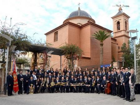 Música: Concierto de Navidad Unión Musical Santa Cecilia