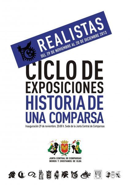 """Ciclo de Exposiciones """"Historia de una comparsa"""""""
