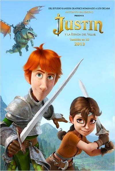 Cine infantil: Justin y la espada del valor