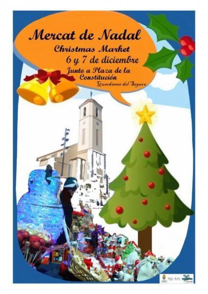 Mercat de Nadal Guardamar 2013