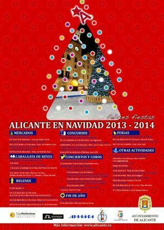Navidad en Alicante 2013