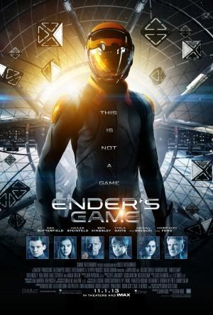 Cine Infantil: El juego de Ender