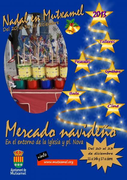 Nadal en Mutxamel