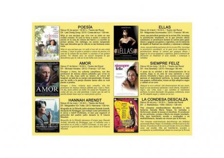 Ciclo Mujer y Cine