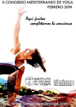 II Congreso Mediterraneo de Yoga