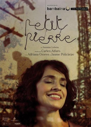 Teatro: Cia Bambalina presenta Petit Pierre
