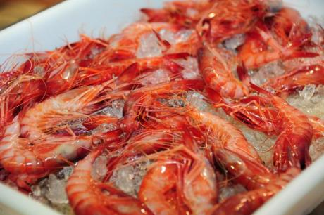 "III Concurso Internacional ""Cocina creativa de la Gamba Roja de Dénia"""