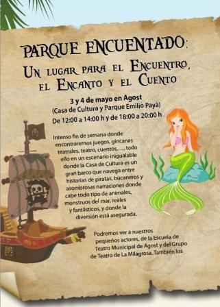 Parque Encuentado Agost 2014