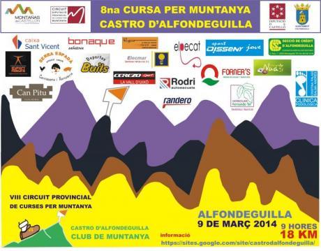 Carrera de Montaña Castro d'Alfondeguilla