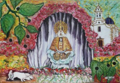 Flor Natural Santa María del Lledó